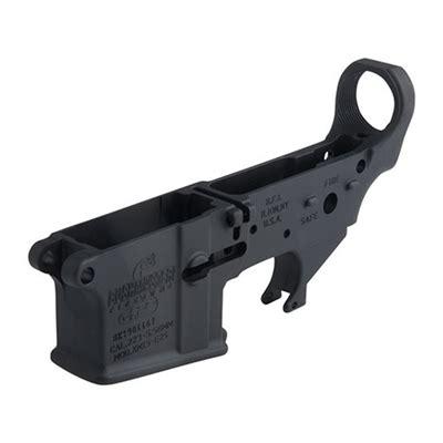 bushmaster firearms ar 15 stripped lower receiver