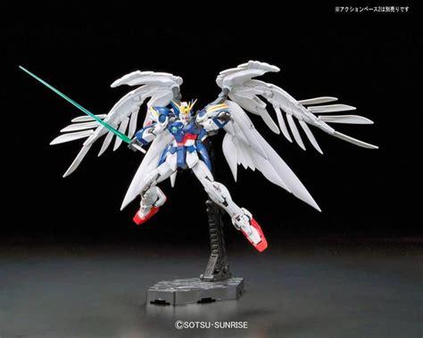 Hg Wing Zero Custom Bandai bandai 1 144 rg wing gundam zero ew end 12 1 2018 1 15 pm