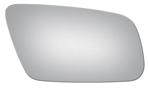 Door Mirror Glass Replacement For Audi Right Passenger Side Convex Power Replacement Door Mirror Glass Lens