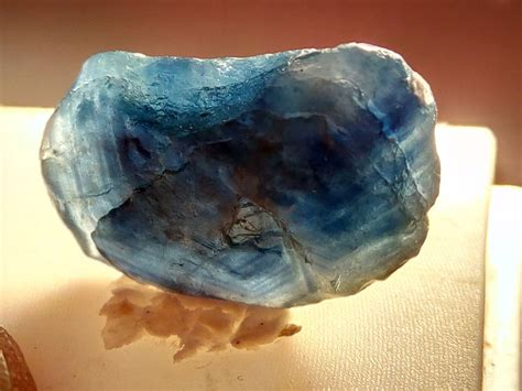 Blue Sapphire 11 11 Ct blue sapphire 17 x 11 x 4 mm 10