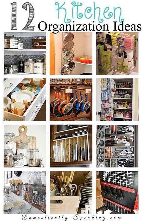 15 Diy Kitchen Ideas For Organized Culinary Creations | 15 diy kitchen ideas for organized culinary creations