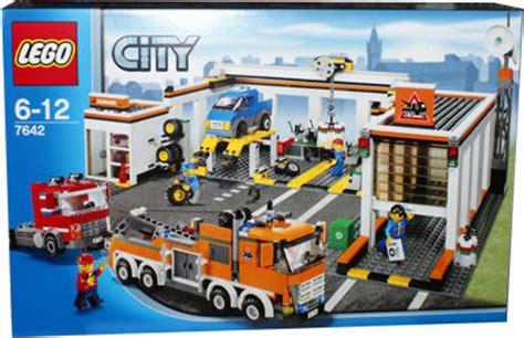 lego city 7642 gro 223 e autowerkstatt spielzeug berlin teltow - Preisvergleich Autowerkstatt