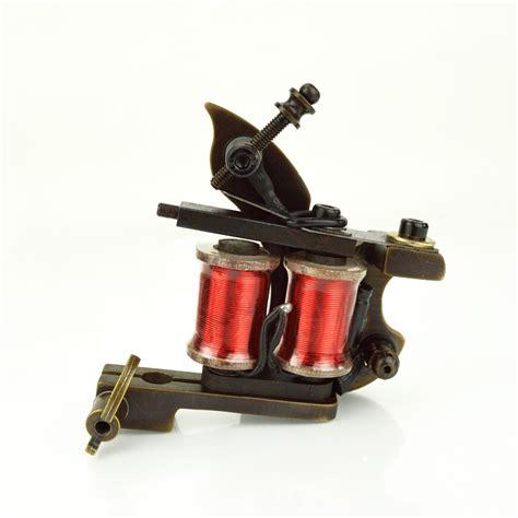 tattoo machine liner setup copperman tattoo machine t rex with cnc frame liner