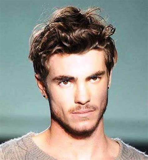 boys haircuts for thick wavy hair mens hairstyles for thick wavy hair mens hairstyles 2017
