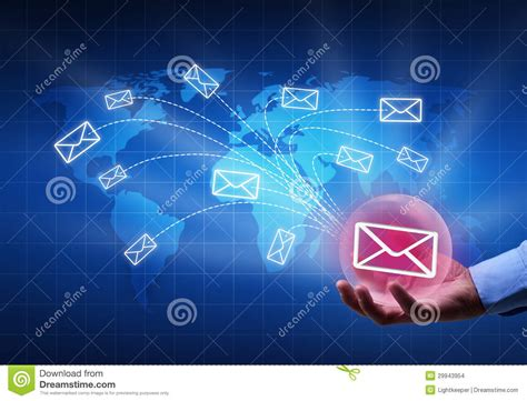 a world of information distributing information in a digital world stock photo image of disseminate email 29943954