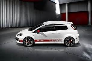 Abarth Punto New Abarth Fiat Punto Evo Autotribute