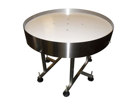 rotary table rotary table 1000mm diameter packing tables by spaceguard