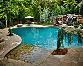 Unique Backyard Pools Swimming Pools Ideas Pool Design And Pool Ideas
