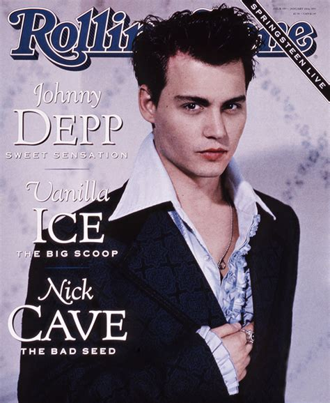 johnny depp biography resume laurie kratochvil rolling stone photo director editor