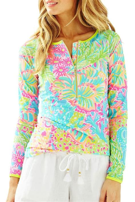 lilly pulitzer l shade lilly pulitzer luxletic sydney sunguard from connecticut