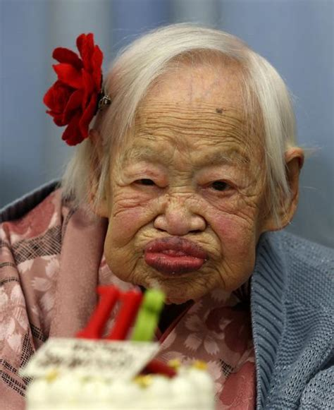 living person world s oldest person misao okawa turns 117 what s