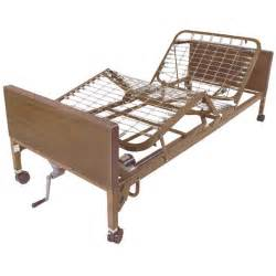 hospital bed semi electric