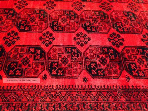 teppiche afghanistan antik afghan ersari teppich 365x275