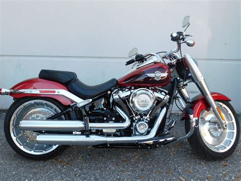 Harley Davidson Pre Owned by Pre Owned 2018 Harley Davidson Softail Boy Flfb