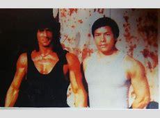 Profile of Carter Wong - Kung-fu Kingdom Jackie Chan Bruce Lee Jet Li
