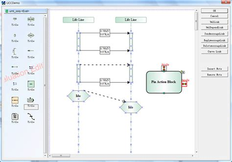 sequence diagram using visio 2010 create sequence diagram visio image search results