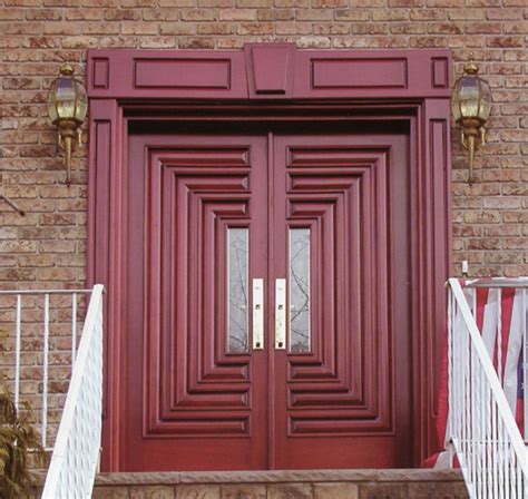 Solid Exterior Wood Doors Custom Wood Doors Jd Home Design Center