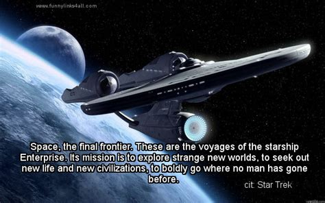 final frontier quotes quotesgram