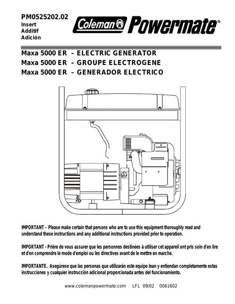 coleman powermate 6250 manual wiring diagrams wiring diagram
