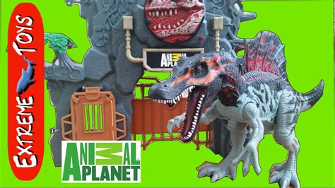 animal planet dinosaurs animal planet dino mountain unbox play awesome