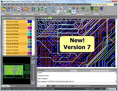 layout editor gerber dfm now free gerber viewer and dfm solution
