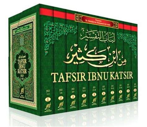 Tafsir Ibnu Katsir Juz 1 Ibnu Kasir Srb jual terjemahan tafsir al quran 30 juz lengkap
