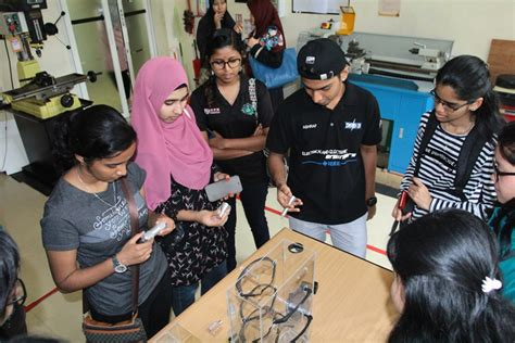 Ub Mba Class Of 2018 by Upm Malaysian Students Visit Ub Industrial Engineering