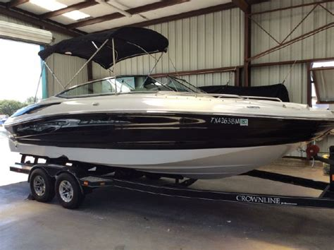used crownline boats for sale in texas crownline new and used boats for sale in texas