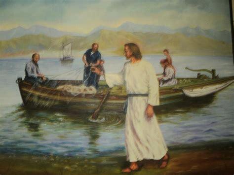 imagenes de la pesca milagrosa la pesca milagrosa alegunda romero guzman artelista com