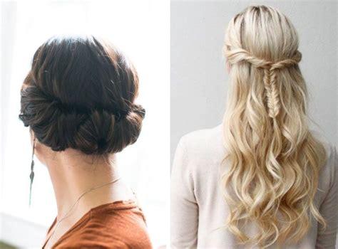 15 diy bridesmaid wedding hair tutorials southbound