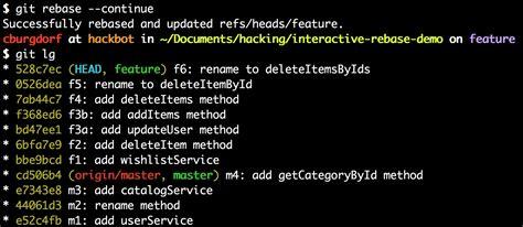tutorial git rebase git rebase tutorial going back in time with git rebase