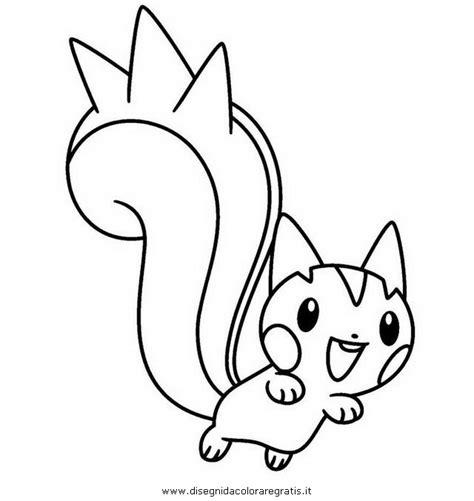 pokemon coloring pages pachirisu pokemon pachirisu coloring pages sketch coloring page