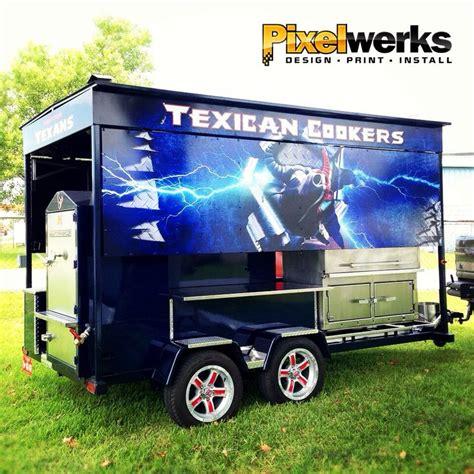 pits houston pit and spits trailer for sale houston html autos weblog