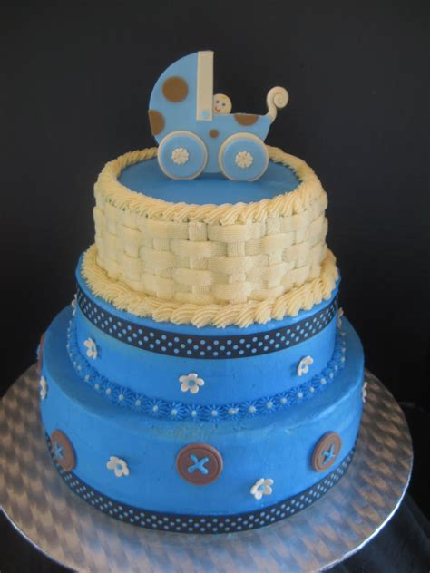 Shower Cake by Leigh Cakes Baby Shower Cake
