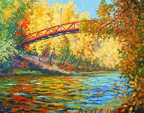 imagenes de paisajes modernos arte pinturas 211 leo pinturas modernas paisajes de
