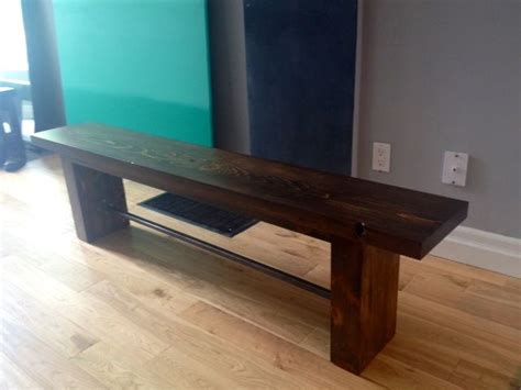 pipe bench pipe bench furniture build ideas pinterest