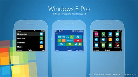 theme windows 10 nokia c3 windows 8 pro theme asha 302 c3 00 asha 200 themes asha