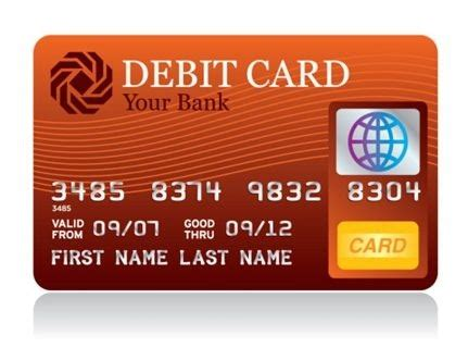 debit card template to understand if i made the purchase through my debit card will the