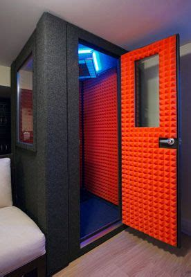 design vocal booth tony tang recording booth home studio pinterest