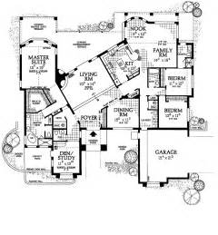 cool floor plans unique house plan