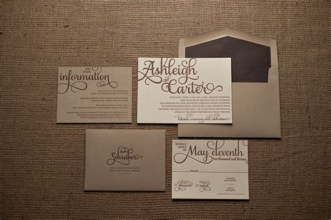 rustic wedding invitation templates best template collection