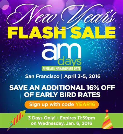 isetan new year sale 2016 new year s flash sale for am days 2016 affiliate