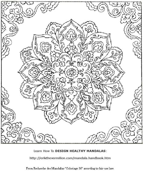mandala coloring pages free to print free mandalas to print free mandala coloring book