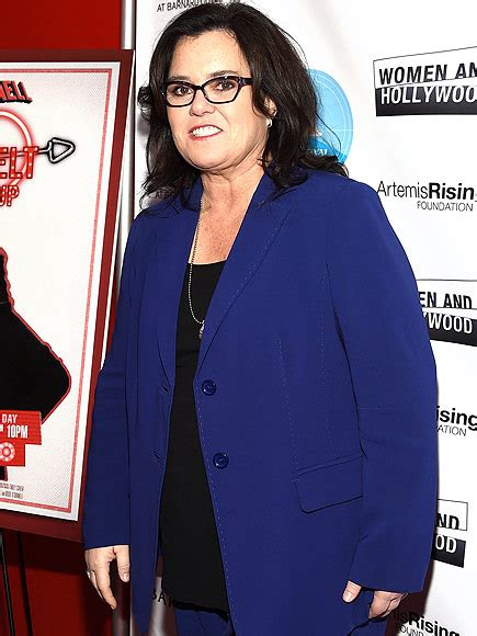 Rosie Odonnell Leaving The View by Rosie O Donnell The View Exit Was Doctor S Orders