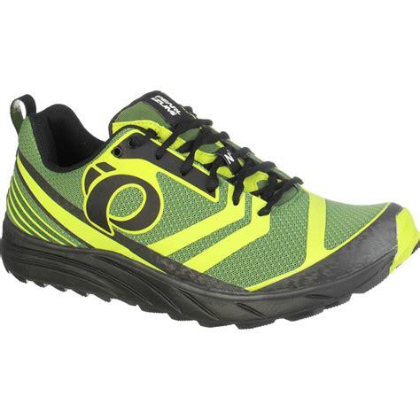 pearl izumi mens running shoes pearl izumi em trail n 2 trail running shoe s