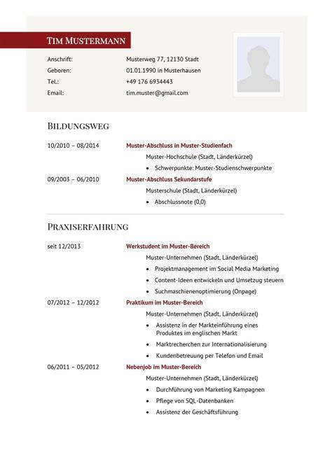 Tabellarischer Lebenslauf Vorlage Doc Lebenslauf Muster F 252 R F 252 Hrungskraft Lebenslauf Designs