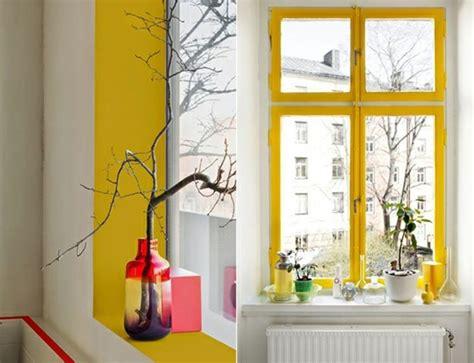 gelbe badezimmer dekorieren ideen 100 interieur ideen mit grellen wandfarben archzine net