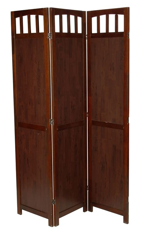 wood divider dark wood room divider bright rentals