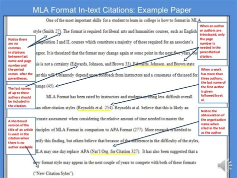 how to write a block quote in apa format