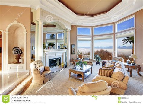 amazing of top living room with stunning rustic living ro amazing rich interior with stunning window view on